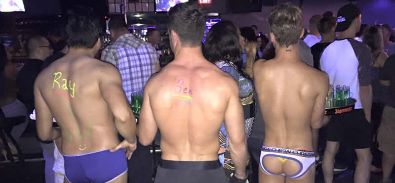 Freezone gay bar Las Vegas