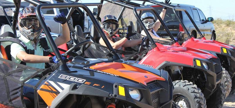 Hidden Valley and Primm Valley Extreme RZR Tour