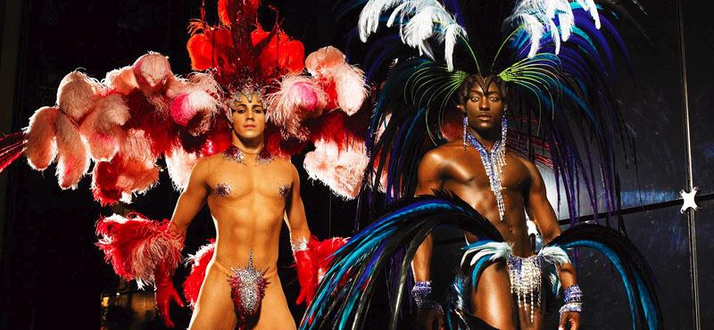 Zumanity™ by Cirque du Soleil® at New York New York Hotel